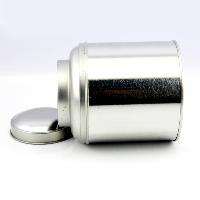 东莞厂家    定制马口铁盒   圆形咖啡铁盒