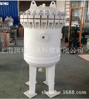 PP多袋式过滤器,耐腐蚀塑胶聚丙烯过滤器