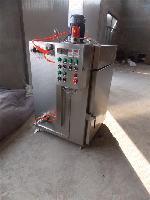 新田烟熏炉电加热鲳鱼全自动蒸熏机