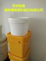 供应10L防冻液塑料桶,10升机油桶,10公斤涂料塑料桶