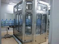 桶装水灌装机 饮用水灌装机生产线