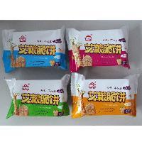 厂家直销 艾粮脆饼 酥脆可口营养健康