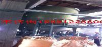 酸相法氯化聚乙烯专用圆形沸腾床干燥机