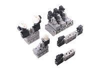 日本CKD喜开理二位五通先导电磁阀