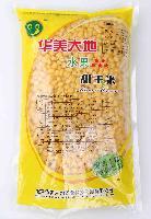 速冻 果蔬 甜玉米 五星 水果 华美大地 甜玉