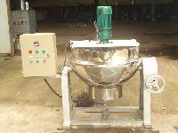 立式搅拌出料夹层锅价格夹层锅厂家炒锅煮锅
