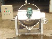 可倾蒸煮夹层锅燃汽夹层锅304不锈钢锅价格