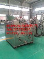 众友机械供应鱼豆腐全自动油炸机304材质