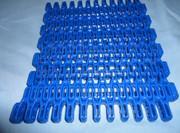 面包行业/螺旋机塑料网带链