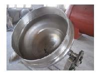 二手不锈钢电加热夹层锅