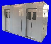 不锈钢自动感应式风淋室