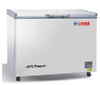 中科美菱-10--25℃卧式低温冰箱