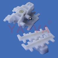 齿型链板柔性链