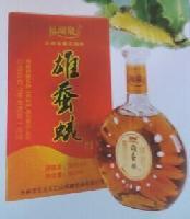 火爆2016雄蚕蛾酒长白山名贵特产
