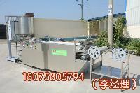 哪有卖小型干豆腐机的 全自动干豆腐机生产线 【教技术】
