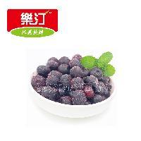 樂汀浆果乐汀冷冻蓝莓冷冻水果速冻蓝莓速冻水果餐饮鲜榨烘焙