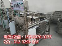 仿手工豆腐皮机器 仿手工豆腐皮机多少钱