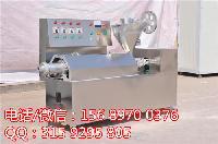 豆皮加工机 小型豆皮机视频 做豆皮的机器