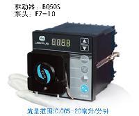 微流量调速型蠕动泵