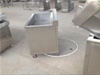 小型油炸机油水分离式YZJ-30得利斯集团厂供
