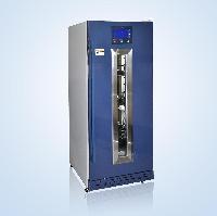 带锁的实验室冷藏冰箱