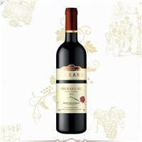 法国进口红酒 杰卡娜2011VDP干红葡萄酒