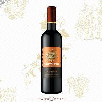 法国红酒 匠星2011VDP干红葡萄酒