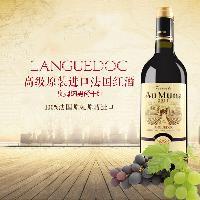 法国原装红酒 奥姆纳子爵干红葡萄酒2011