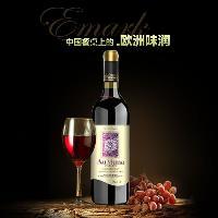 法国原装红酒 奥姆纳候爵2011干红葡萄酒