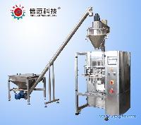 全自动粉剂辣椒粉多功能螺杆立式包装机械