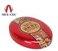 月饼铁盒 铁罐定制 高档铁盒包装 博新金属