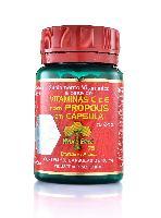 巴西原装进口wax green巴西绿蜂胶胶囊N71