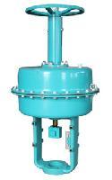 ZHA/ZHB气动薄膜执行器(带顶装手轮)