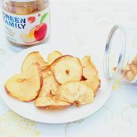 祺神苹果干果蔬干脆片即食休闲零食绿色健康营养1