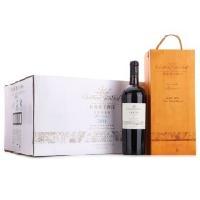 长城干红葡萄酒专卖、长城梅鹿辄干红价格、750ml 6瓶