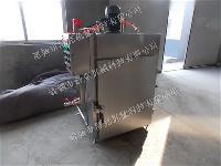 不锈钢豆制品熏色烘干机器