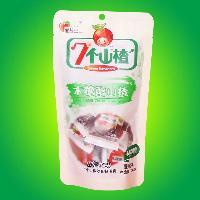 7个山楂 山楂制品 (木糖醇山楂 酸酸卷)休闲食品代理全国招商