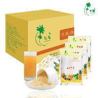 双椰纯天然木瓜(原料粉)粉质细腻 厂家供应 免费提供样品