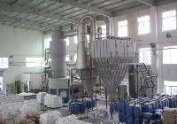 乙酸卡比醇酯闪蒸干燥机生产线  电机采用变频调速