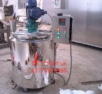 电加热夹套式反应釜