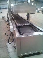 加工甜不辣油炸生产线  供应各大食品厂家专用设备