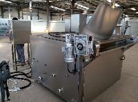 油炸流水线  春卷流水线  鱼豆腐生产线  专业生产油炸机