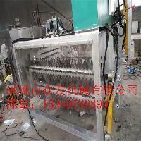 液压式气缸带动全自动羊腿毛机 羊打毛机