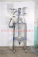 SF80—100L双层玻璃反应釜