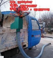 软管蛟龙螺旋吸料机 小型车载吸粮机定制厂家