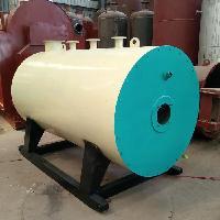 河南明信燃气热水锅炉