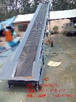 移动式双排方管支架输送机 袋装粮食装车机
