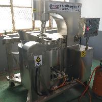 全自动大型爆米花机 燃气加热简单方便 100L超大容量