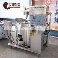 商用大型全自动爆米花机 燃气加热 产量高