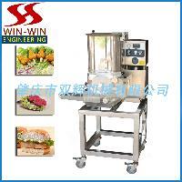 厂家供应汉堡肉饼成型机 DH-2100 不锈钢全